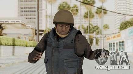 MGSV Phantom Pain RC Soldier Vest v2 for GTA San Andreas