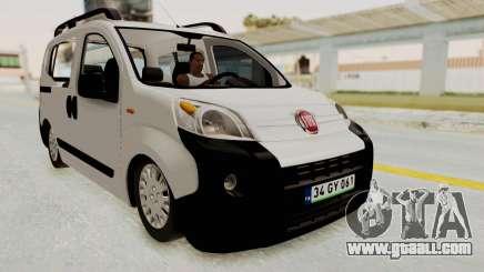 Fiat Fiorino 2014 for GTA San Andreas