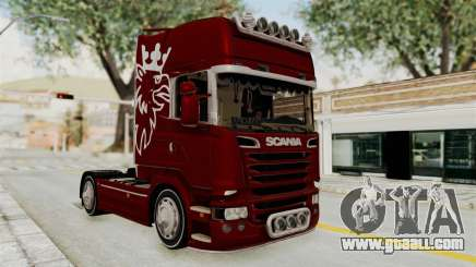 Scania R730 for GTA San Andreas