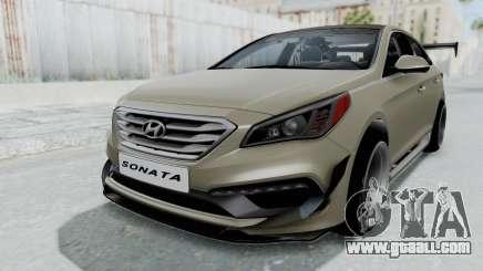 Hyundai Sonata LF 2.0T 2015 v1.0 Rocket Bunny for GTA San Andreas