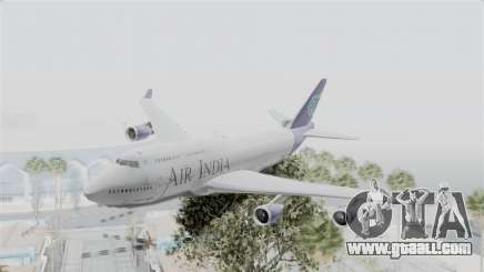 Boeing 747-400 Air India for GTA San Andreas