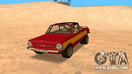 ЗАЗ-968 Offroad Style for GTA San Andreas