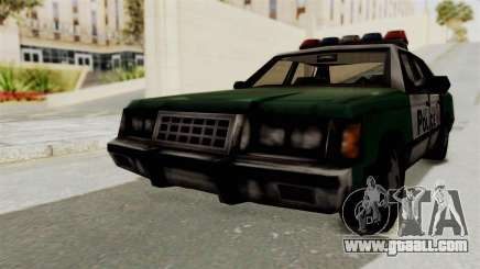 GTA VC Police Car for GTA San Andreas