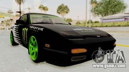 Nissan 240SX Drift Monster Energy Falken for GTA San Andreas