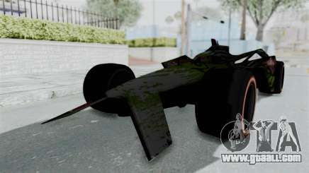 Bad to the Blade from Hot Wheels for GTA San Andreas