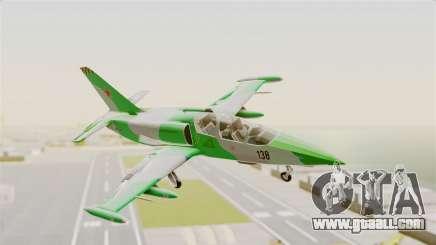 LCA L-39 Albatros for GTA San Andreas