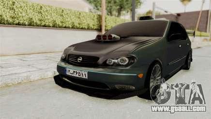 Nissan Maxima Tuning v1.0 for GTA San Andreas