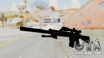 SR-25 for GTA San Andreas