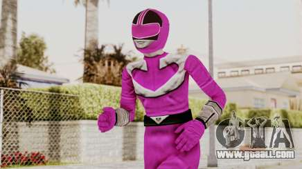 Power Rangers Time Force - Pink for GTA San Andreas