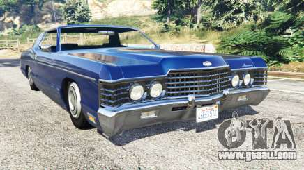 Mercury Monterey 1972 for GTA 5