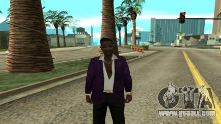 Jizzy for GTA San Andreas
