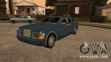 Rolls Royce Phantom for GTA San Andreas