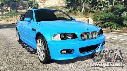 BMW M3 (E46) 2005 Pickup for GTA 5