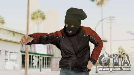 GTA 5 DLC Heist Robber for GTA San Andreas