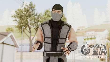 Mortal Kombat X Klassic Human Smoke for GTA San Andreas