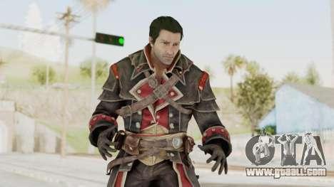 Assassins Creed Rogue - Shay Cornac for GTA San Andreas