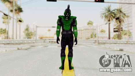 Cyber Reptile MK3 for GTA San Andreas third screenshot