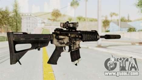 P416 Silenced for GTA San Andreas third screenshot