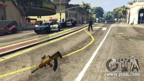 Optical Camouflage 1.6 for GTA 5