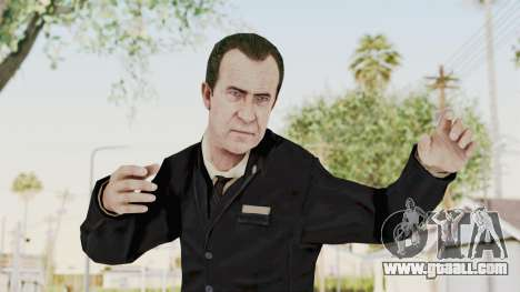 COD BO Nixon for GTA San Andreas