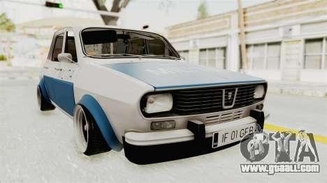 Dacia 1300 Stance Police for GTA San Andreas