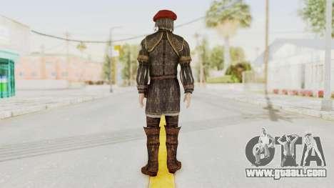 AC Brotherhood - Leonardo Da Vinci Fixed for GTA San Andreas third screenshot