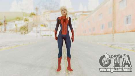 Spider-Girl for GTA San Andreas second screenshot
