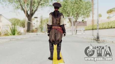 Assassins Creed 4 DLC - Aveline de Grandpré for GTA San Andreas third screenshot