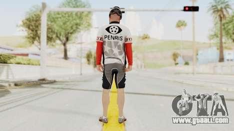 GTA 5 Cyclist 1 for GTA San Andreas third screenshot