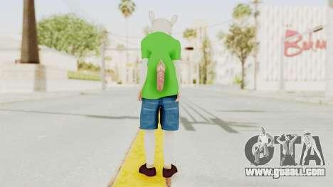 Rat Kid for GTA San Andreas third screenshot