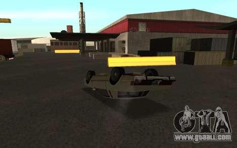 Flip machine for GTA San Andreas third screenshot