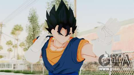 Dragon Ball Xenoverse Vegito SJ for GTA San Andreas