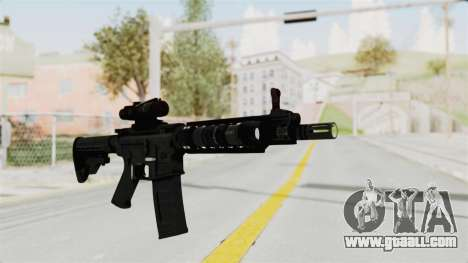 M4A1 SWAT for GTA San Andreas