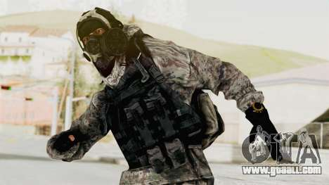 Battlefiled 3 Russian Engineer for GTA San Andreas