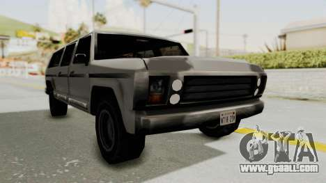 New Rancher for GTA San Andreas