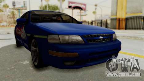 Nissan Maxima SE 1997 Fast N Furious for GTA San Andreas right view