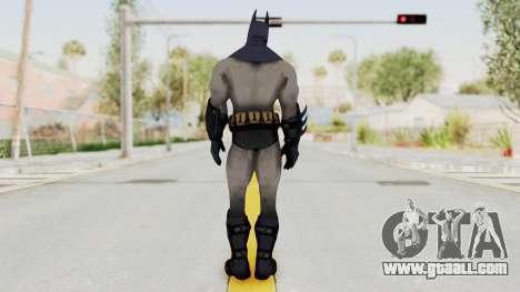 Batman Arkham City - Batman v2 for GTA San Andreas third screenshot
