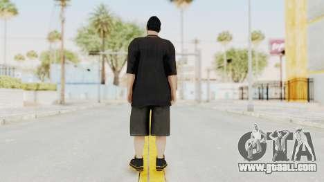GTA 5 Online Male Skin 2 for GTA San Andreas third screenshot
