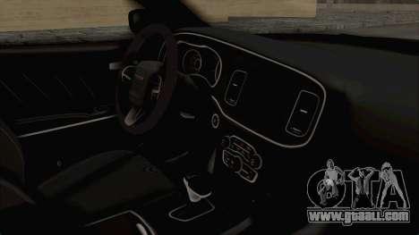Dacia 1410 Break for GTA San Andreas inner view