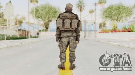 COD BO SOG Mason v2 for GTA San Andreas third screenshot