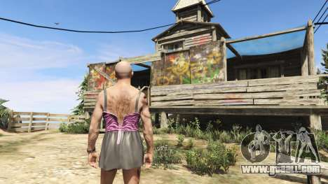 GTA 5 Treasure Map V fourth screenshot