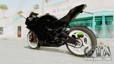Kawasaki Ninja 250RR Mono Sport for GTA San Andreas left view