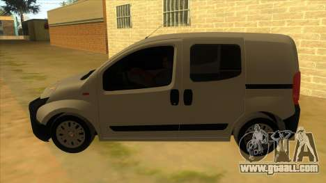 Fiat Fiorino Combi Mix for GTA San Andreas left view