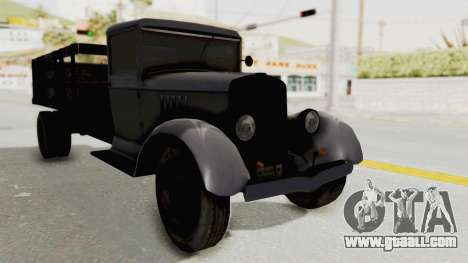 Ford AA from Mafia 2 for GTA San Andreas