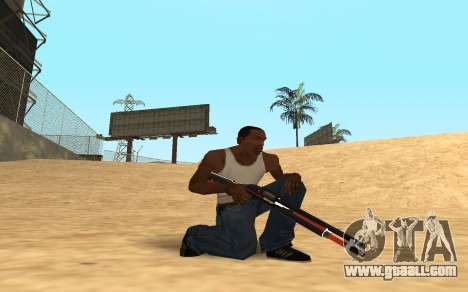 Shotgun Cyrex for GTA San Andreas second screenshot