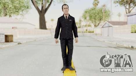 COD BO Nixon for GTA San Andreas second screenshot