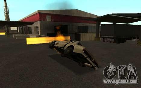 Flip machine for GTA San Andreas fifth screenshot