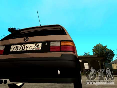 Volkswagen Passat B3 Variant for GTA San Andreas right view
