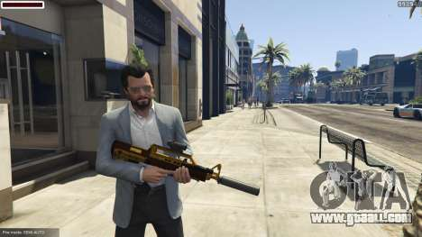 SelectiveFire 2.0 for GTA 5