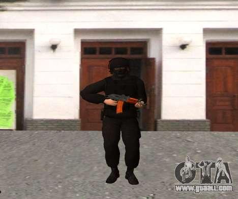 FSB alpha v1 for GTA San Andreas